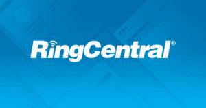 RingCentral logo.